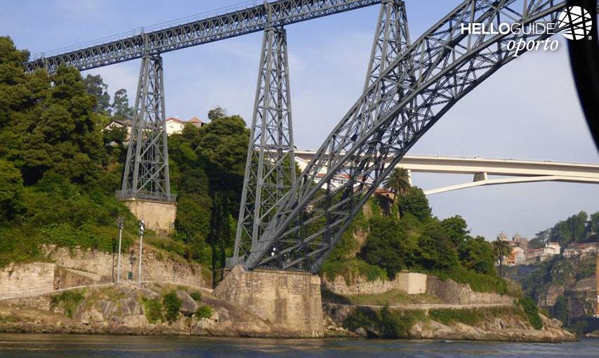 Puentes oporto 2015 01 17 la foto for Oficina turismo oporto