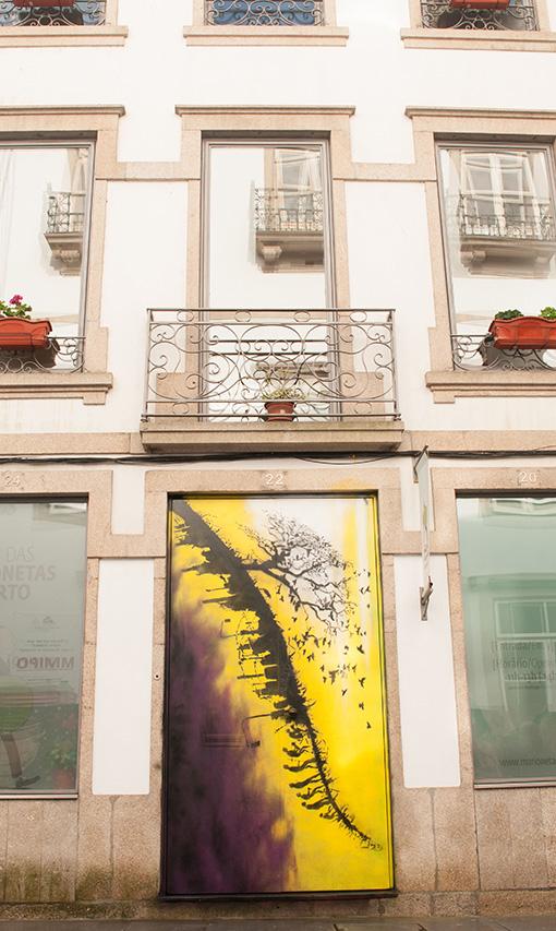 Museo de t teres de oporto 2015 03 09 la foto for Oficina turismo oporto