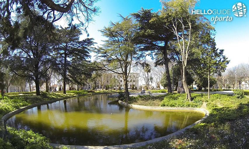 Jardines del palacio de cristal 2015 03 26 la foto for Jardines del palacio de cristal oporto