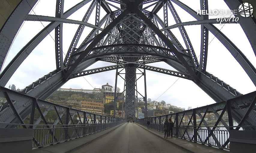 D. Luís I Bridge