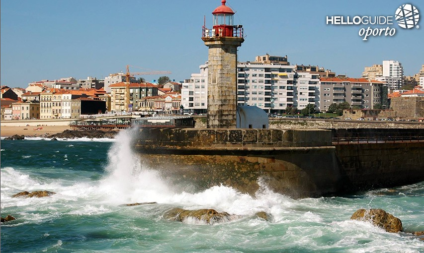Mouth of the Douro Ribeira