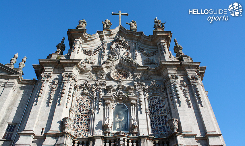 Carmo Church in Oporto