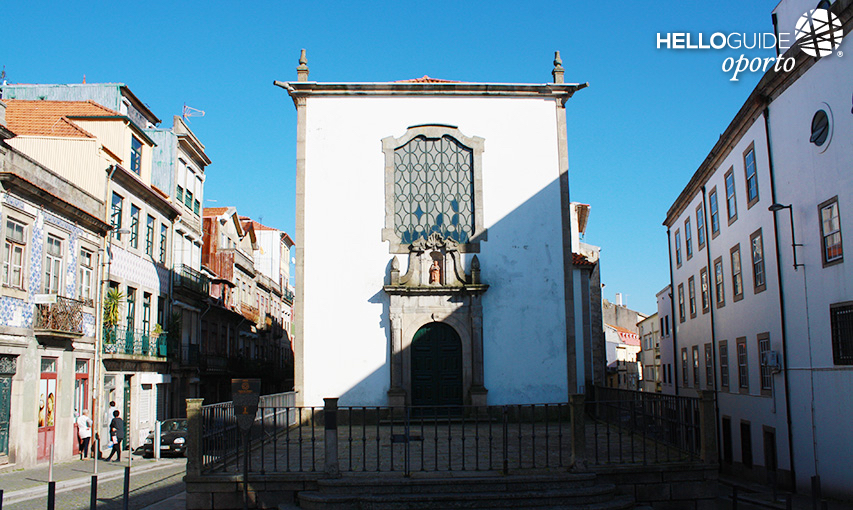 Alfaiates Chapel in Oporto