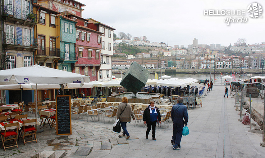 Take a walking tour of the city of Porto