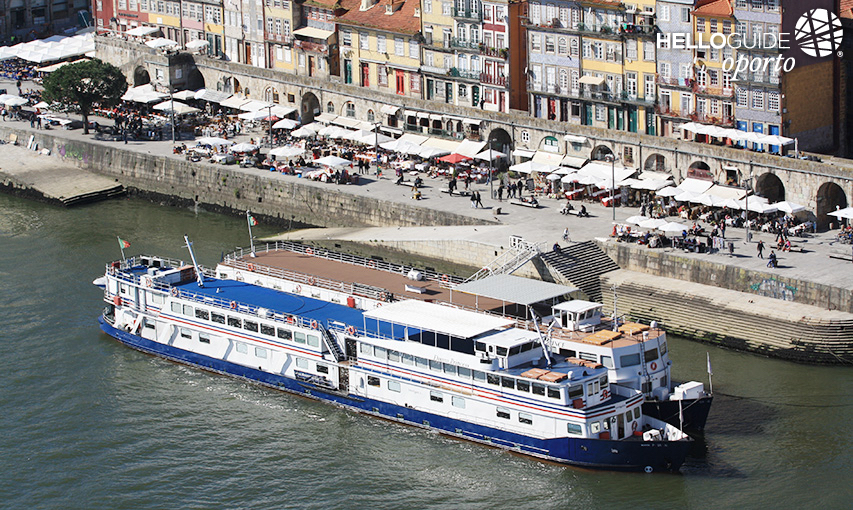 Take a cruise on the Douro River