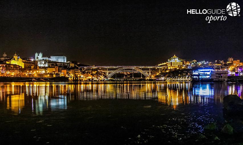 La luz de oporto 2015 12 20 la foto for Oficina turismo oporto