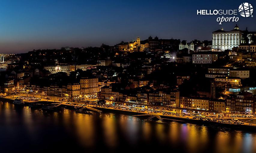 La belleza de la noche oporto 2016 06 06 la foto for Oficina turismo oporto
