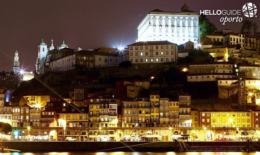 Oporto de noche 2017 02 15 la foto for Oficina turismo oporto