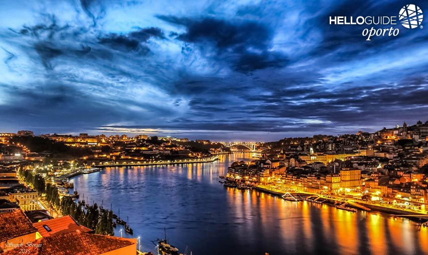 La belleza de la noche oporto 2017 03 15 la foto for Oficina turismo oporto