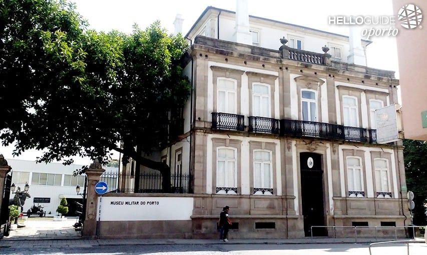 Museo militar de oporto 2017 04 11 la foto for Oficina turismo oporto