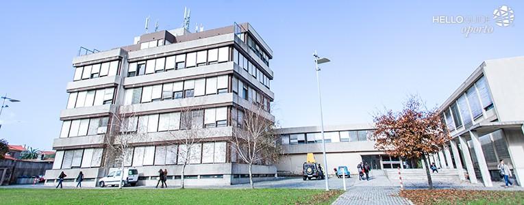 Universidad cat lica for Oficina turismo oporto