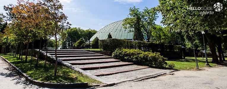 Jardins do pal cio de cristal for Jardines del palacio de cristal oporto